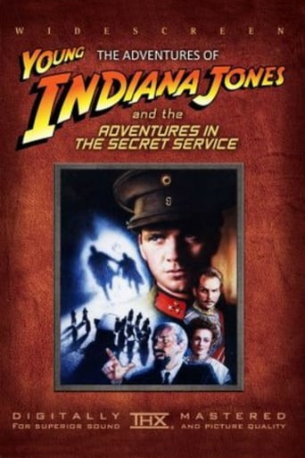 The Adventures of Young Indiana Jones: Adventures in the Secret Service poster
