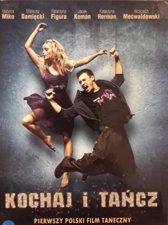 Poster of Love and Dance
