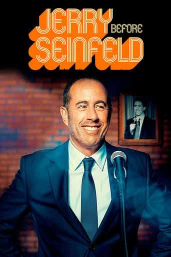 Poster of Jerry Before Seinfeld