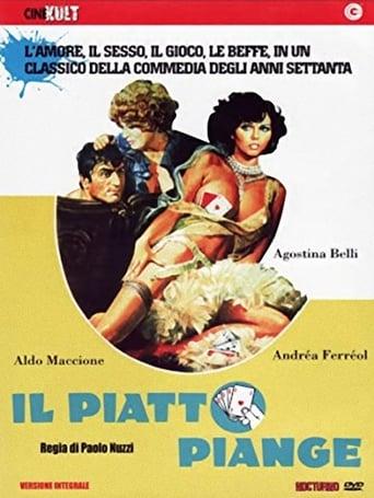 Poster of Il Piatto Piange