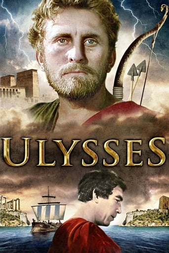 Ulisse Poster