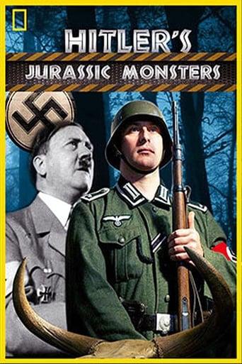 Hitler's Jurassic Monsters Poster