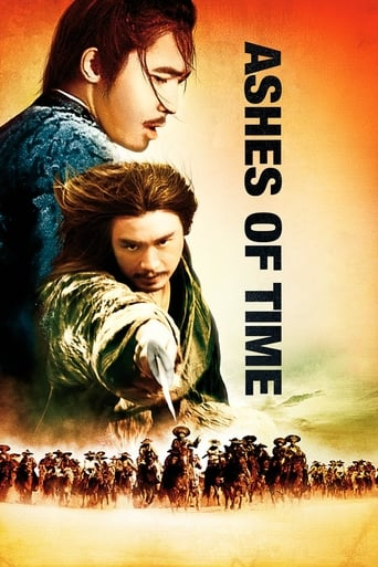 Poster of Ashes of Time