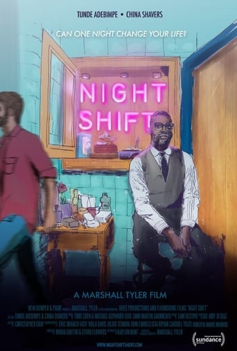 Poster of Night Shift