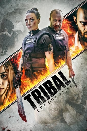 Poster of Tribal: Get Out Alive