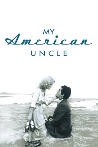 Poster of My American Uncle