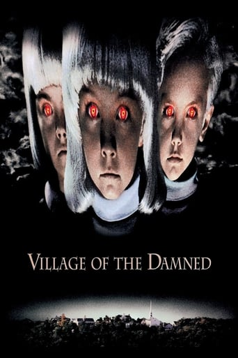 Poster of Village of the Damned