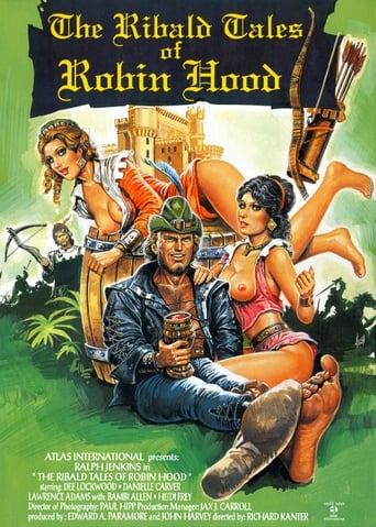 Poster of The Ribald Tales of Robin Hood