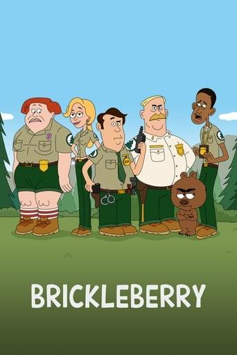 Poster of Brickleberry