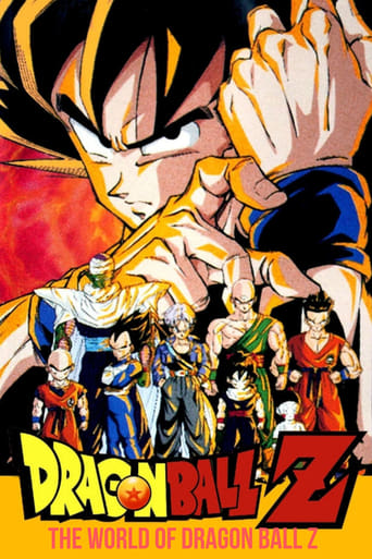 Poster of The World of Dragon Ball Z