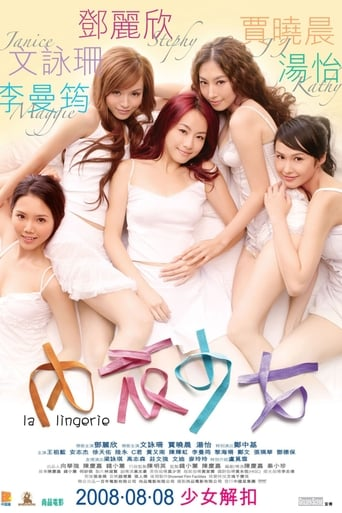 Poster of 內衣少女