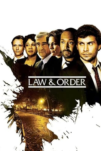 Poster of Law & Order