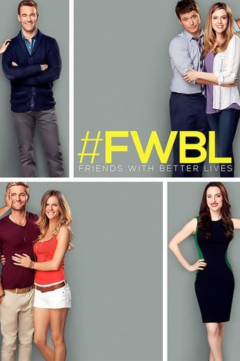 Poster of Friends with Better Lives