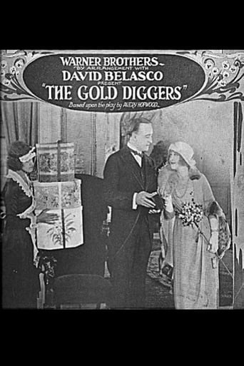Poster of The Gold Diggers