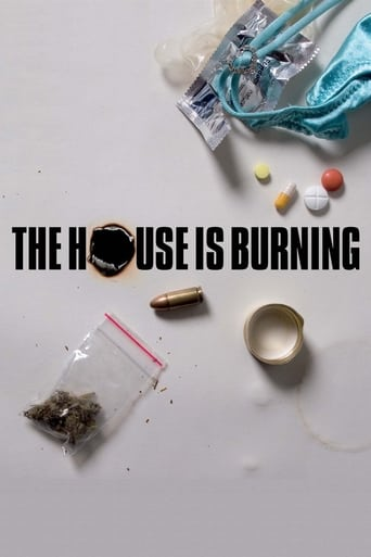 Poster of The House Is Burning