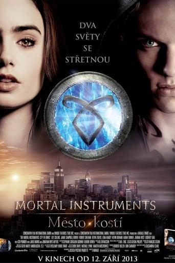 Poster of Mortal Instruments: Město z kostí