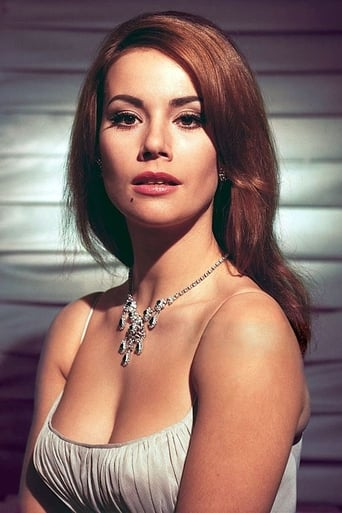 Image of Claudine Auger