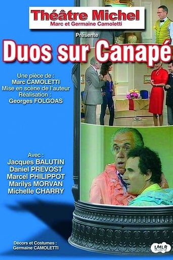 Poster of Duos sur canapé