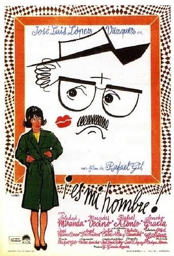 Poster of ¡Es mi hombre!
