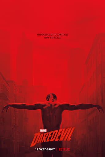 Poster of Ο Daredevil της Marvel