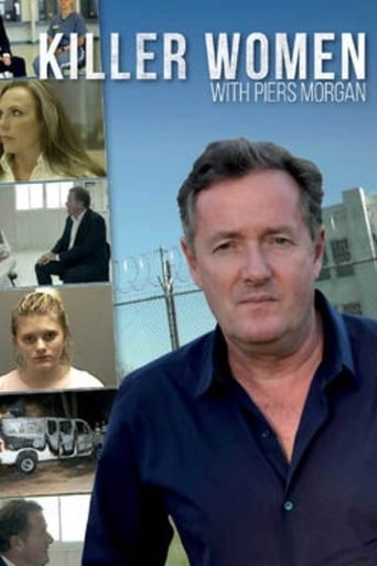 Poster of Killer Women with Piers Morgan