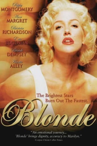 Poster of Blonde