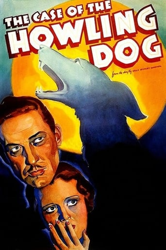 Poster of The Case of the Howling Dog
