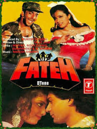Poster of Fateh