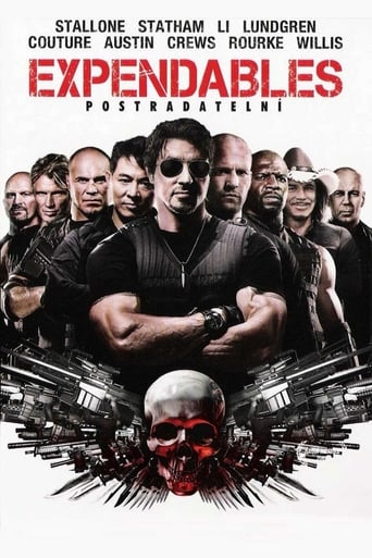 Poster of Expendables: Postradatelní