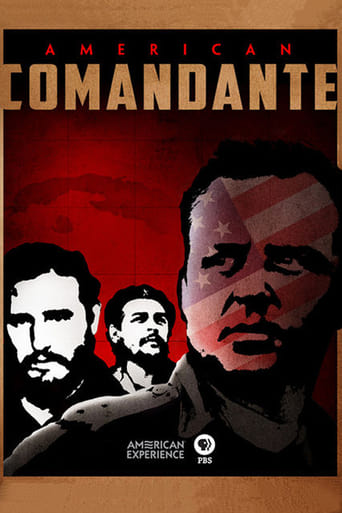 Poster of American Experience: American Comandante