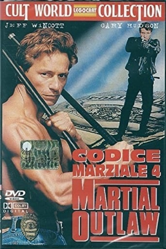 Poster of Martial Outlaw