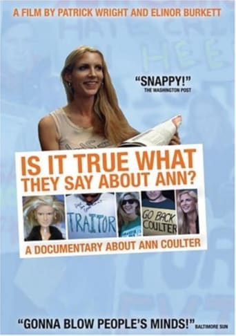 Poster of Is It True What They Say About Ann?