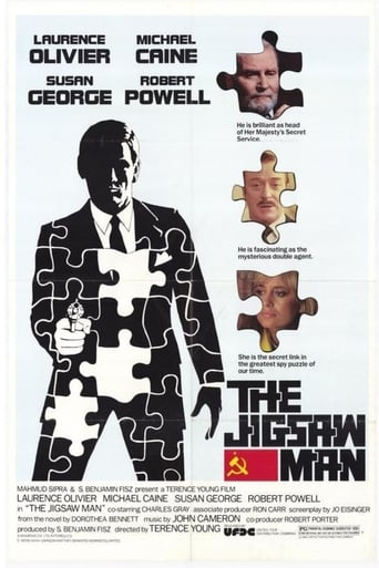 Poster of The Jigsaw Man