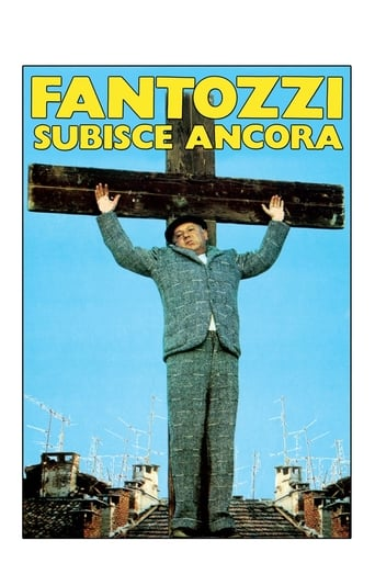 Poster of Fantozzi Still Suffers