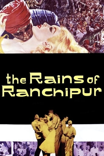 Poster of The Rains of Ranchipur