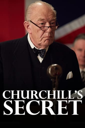Poster of Churchill's Secret