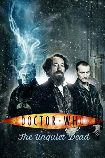 Poster of Doctor Who: The Unquiet Dead