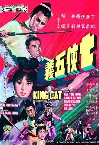 Poster of King Cat
