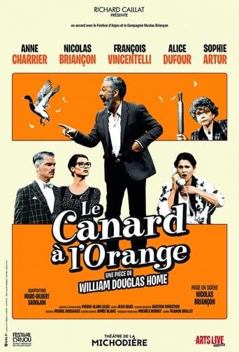 Poster of Le Canard à l'orange