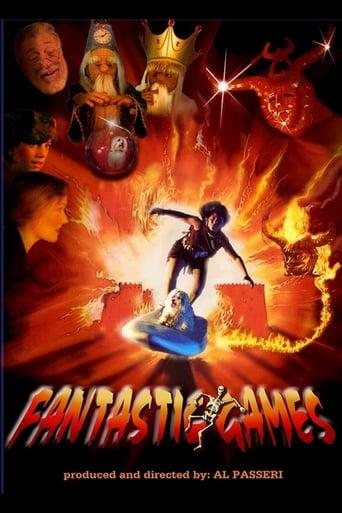 Poster of Fantastic Games