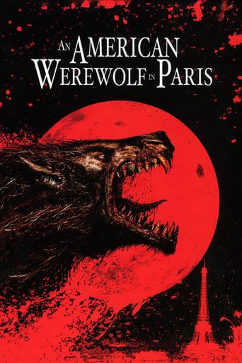 Poster of An American Werewolf in Paris