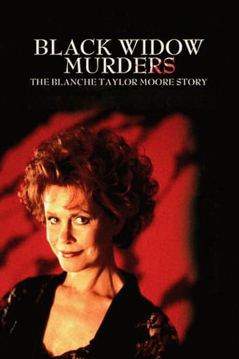 Poster of Black Widow Murders: The Blanche Taylor Moore Story
