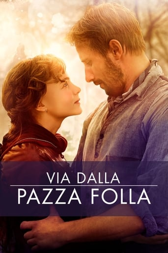 Poster of Via dalla pazza folla
