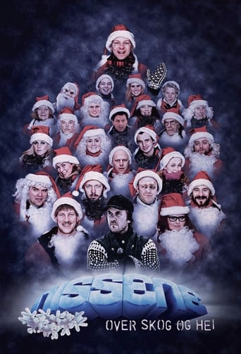 Poster of Santas on the way