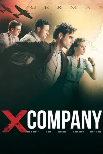 Poster of X Company