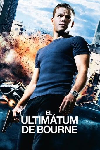 Poster of El ultimátum de Bourne
