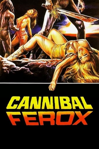 Poster of Cannibal Ferox