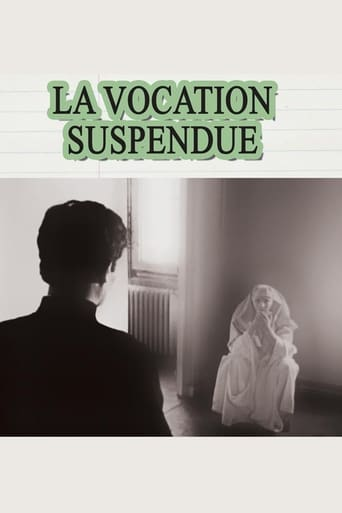 Poster of The Suspended Vocation