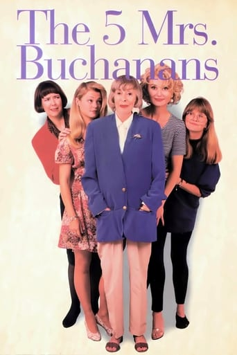 Poster of The 5 Mrs. Buchanans