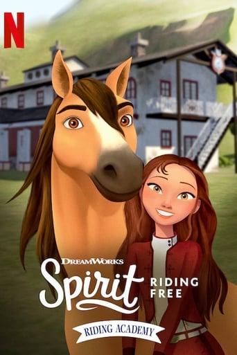Poster of Spirit Riding Free: Riding Academy